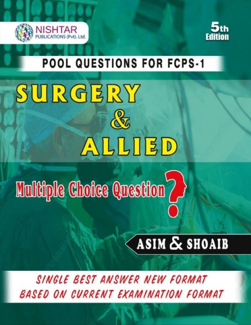 Anaesthesia Pool Questions for FCPS 1 by Asim & Shoaib